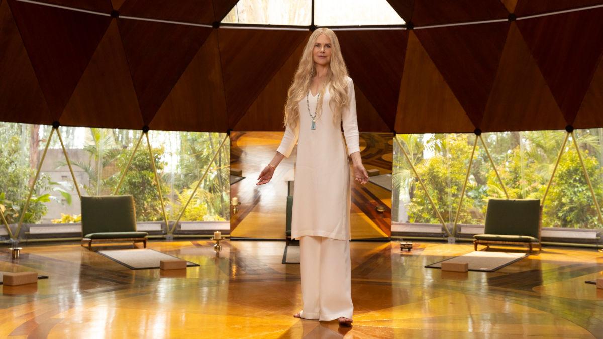 Nicole Kidman in Nove perfetti sconosciuti