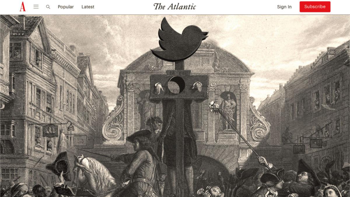 L'articolo di Anne Applebaum sull'Atlantic