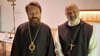 Hilarion e Mauro Lepori