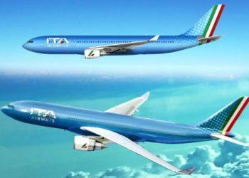 Aerei Ita Airways