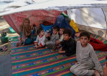 La povertà dilaga in Afghanistan