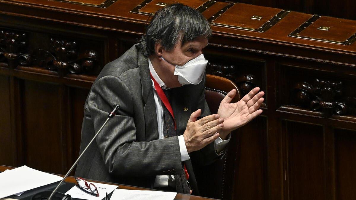 Giorgio Parisi alla Camera dei deputati