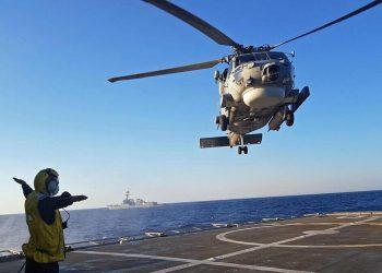 Esercitazioni militari aeronautiche congiunte tra Grecia e Stati Uniti