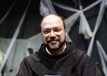 Padre Ibrahim Alsabagh, parroco ad Aleppo